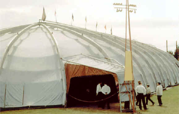 The Aer-o-Dome Tent